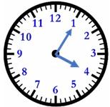 LND Math Clock 3