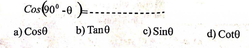 PAF Math Test 2