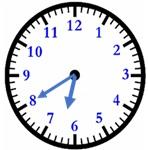 LND Math Clock