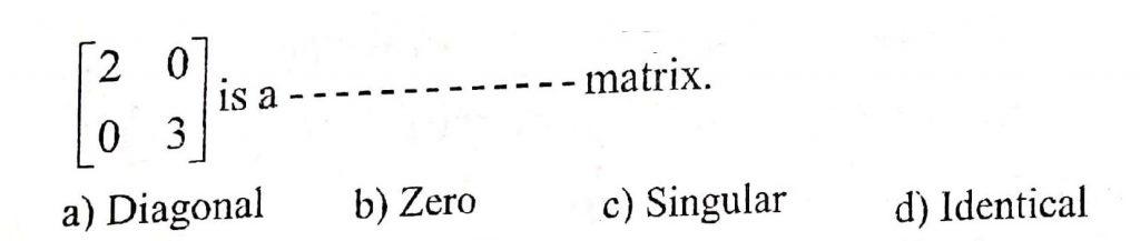 Math Intelligence Test