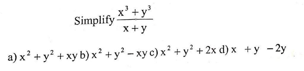 Math Non-Verbal Intelligence Test