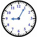 LND CLOCK 5