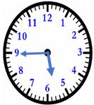 LND MATH CLOCK 2